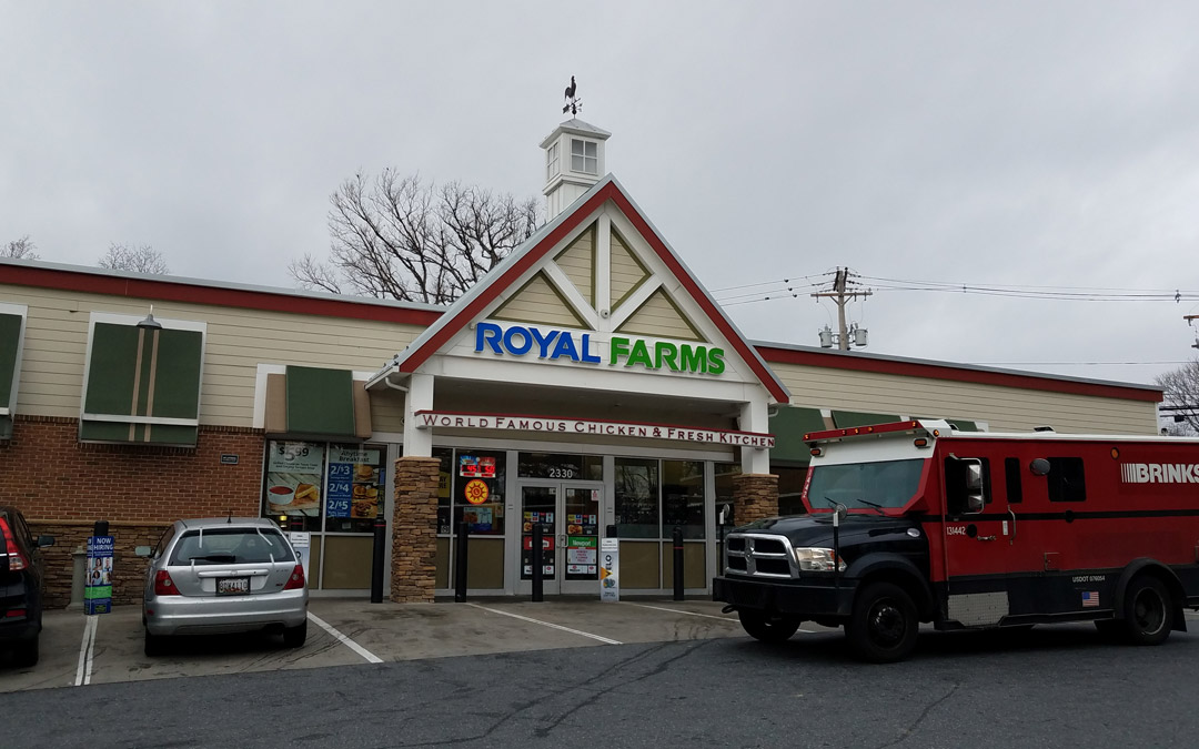Residents Oppose Plan To Install Gas Station At Royal Farms In Pikesville Jmore